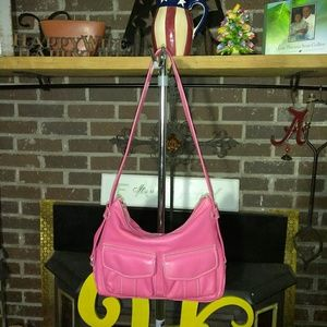 Fossil The New American Classic Pink Handbag